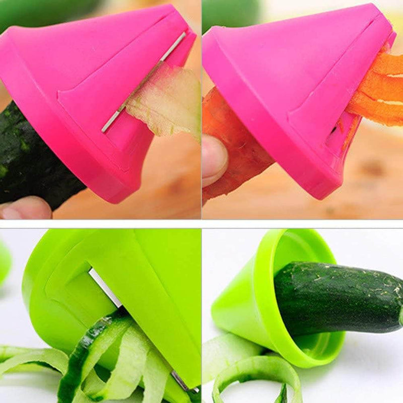 KitchenIt KitchenIt Spiral Slicer | Vegetable and Fruit Cutter