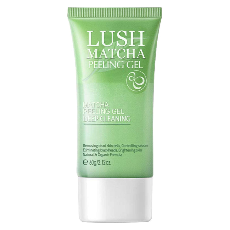 Lush Lush Matcha Green Tea Exfoliating and Whitening Facial Scrub OODS0000407