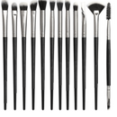 MakePro 12 pcs Makeup Brushes Set Perfect for Eye Makeup