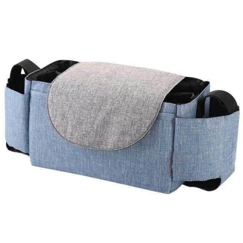 Muar Stroller Organizer Multifunctional Adjustable Baby Stroller Storage Bag