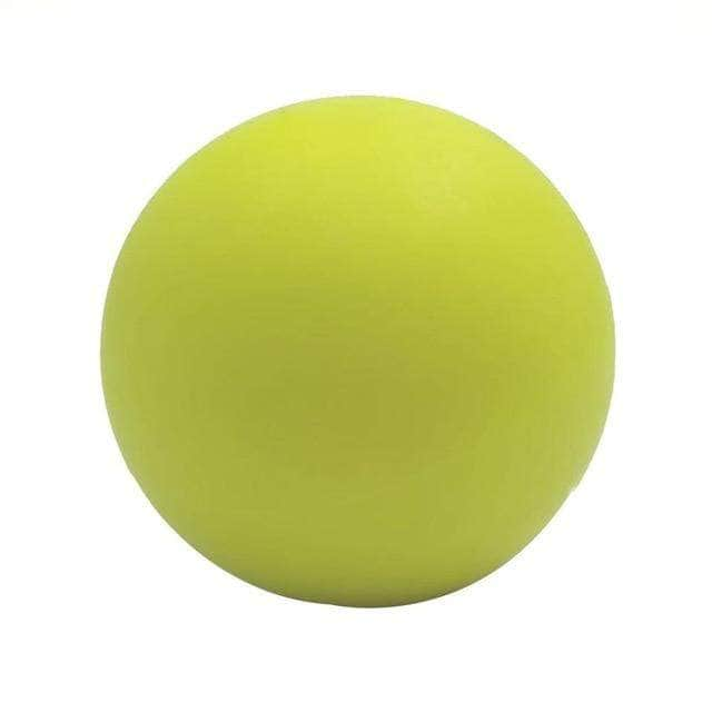 Omza Yellow / CHINA Omza Trigger Point Therapy Massage Lacrosse Balls 30324656-yellow-china
