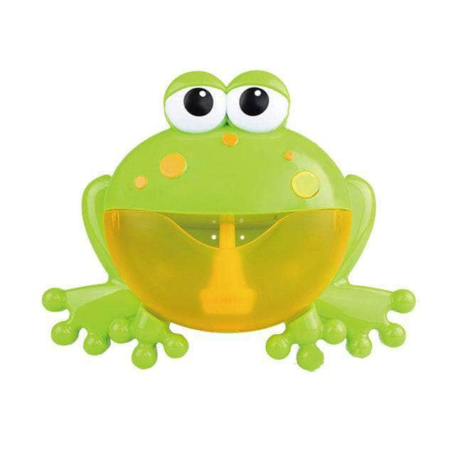 Ooala Baby Bath Toy Bubble Machine Bubble Frog&Crab Funny Bubble Maker Pool Swimming Bathtub Soap Machine Toys for Children Kid