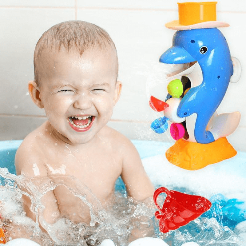 Ooala Bubble Crabs Music Baby Bath Toys Kids Pool Swimming Bathtub Soap Machine Automatic Bubble Funny Crab Frog Cloud Duck BathToy OODS0001180