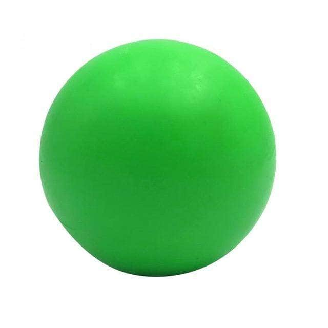 Ooala Green / CHINA TPE Lacrosse Ball Fitness Relieve Gym Trigger Point Massage Ball Training Fascia Hockey Ball Massage Ball 30324656-green-china