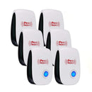 Pestbuzz Pest Control Ultrasonic Repellent Electronic Plug | 6 Pack - Ooala
