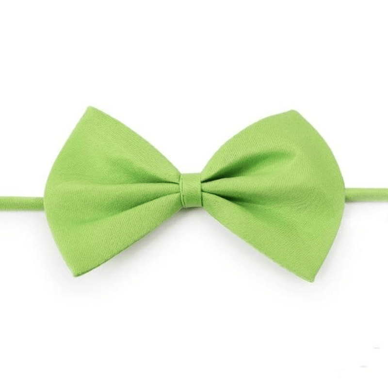 PetHubby PetHubby Dog Cat Necklace Bow Ties Adjustable Strap Pet Accessories