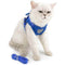 Pettix Pettix Adjustable Cat & Dog Vest Harness with Reflective Strap│Medium Size