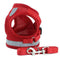 Pettix Red Reflective Pet Harness-S OODS0000842