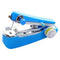 SiShop Blue SiShop Portable Handheld Cordless Pocket Small Sewing Machine OODS0000532