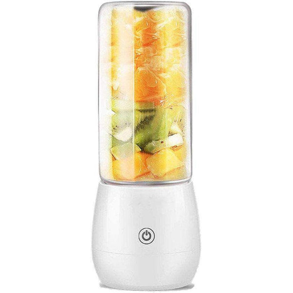 SplashBlend USB Portable Fruit and Vegetable Blender Six-Leaf Blade - Ooala