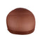 Stera red brown Stera 2-Pcs Stretchy Nylon Wig Caps OODS0001297