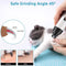 SurePet Rechargeable Nail Grinder Portable Grooming for Dogs and Cats - Ooala