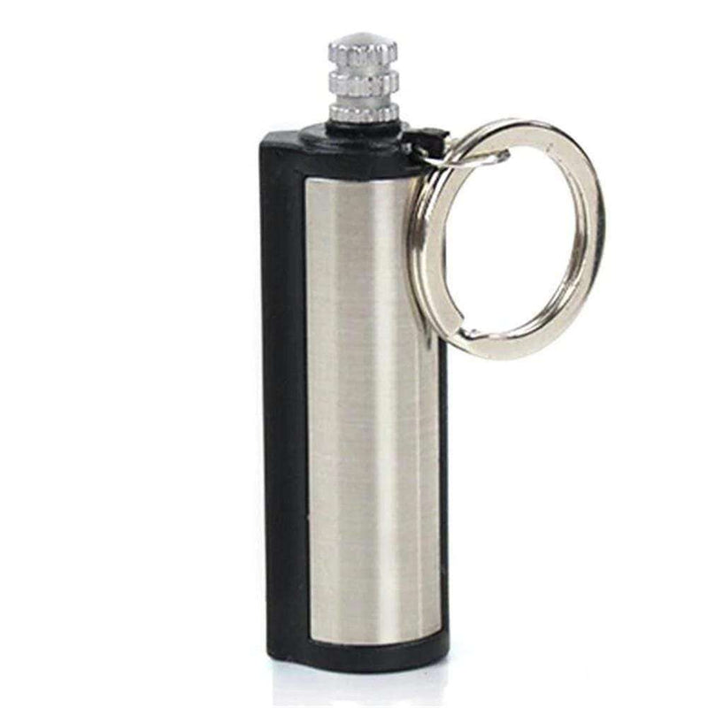 Waterproof Permanent Match Lighter- Camp Fire Starter, Outdoor Survival Tool, Flint Stone Striker - Ooala