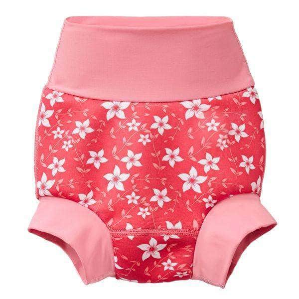 Swimmster M Swimmster Infant Swimming Nappies, High Waist Swimming Trunks | Floral OODS0000940