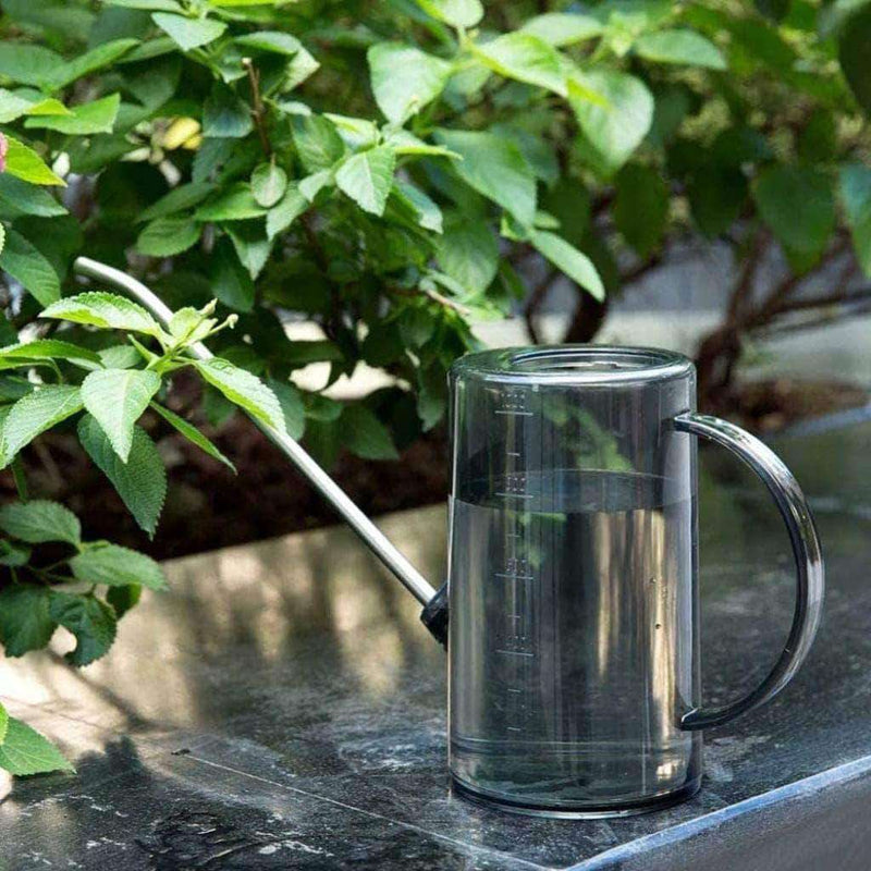 Spara Transparent Sprinkling Watering Can | Durable Stainless Steel Nozzle for Gardening - Ooala