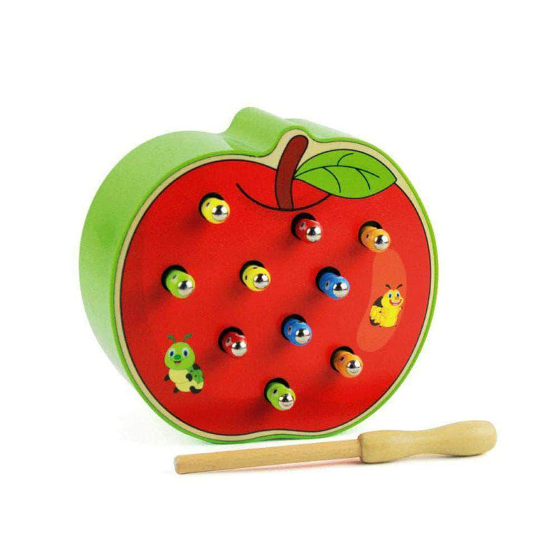 TinkyWinx Apple TinkyWinx Catch The Worm Wooden Educational Toy Learn From Home OODS0000584