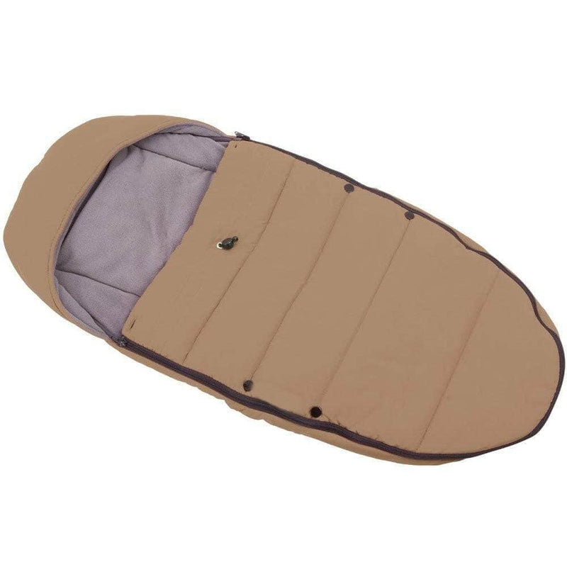 Vanity Khaki Vanity Stroller Sleeping Bag | Windproof and Waterproof Footmuff OODS0000739
