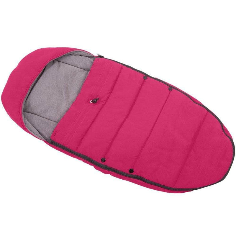 Vanity Pink Vanity Stroller Sleeping Bag | Windproof and Waterproof Footmuff OODS0000737