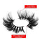 Velvery Velvery High Volume 3D False Eyelashes, Long and Thick, 5 Pairs