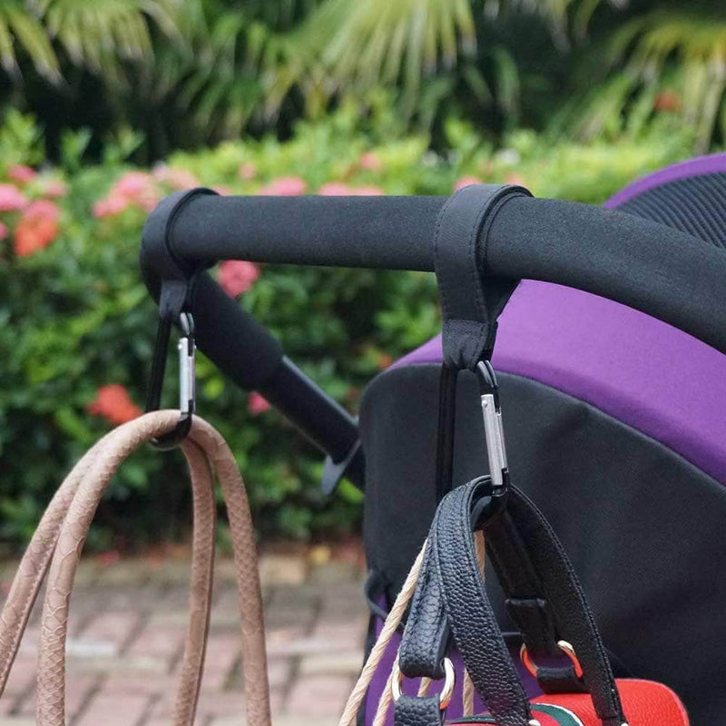 Vixen Vixen Stroller Hooks, Bag Hanger & Shopping Bag Clip 2pcs OODS0000696