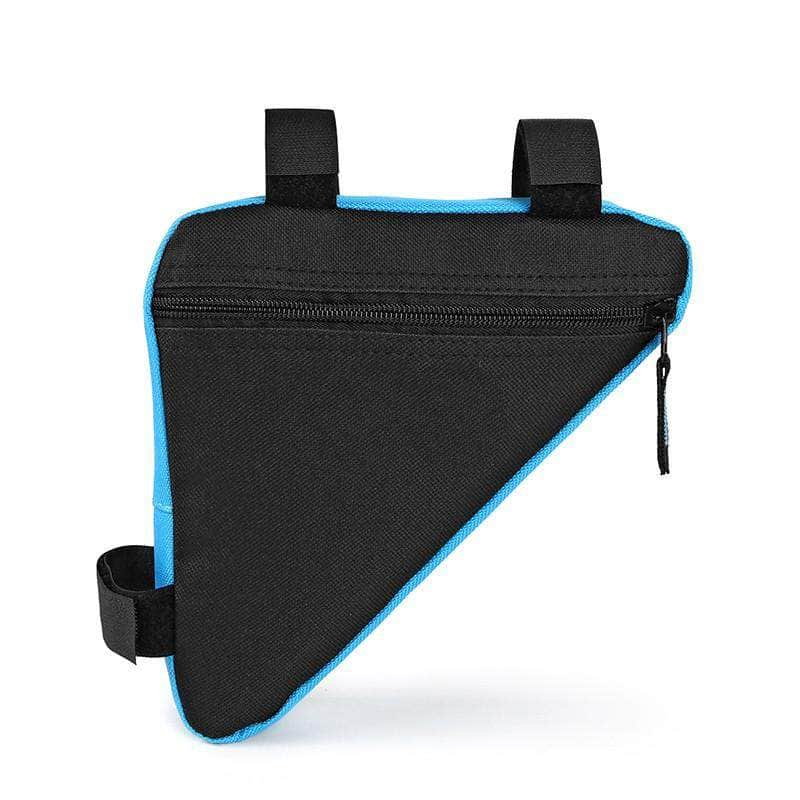 Xebok Blue Xebok Bicycle Triangle Frame Bag OODS0001282