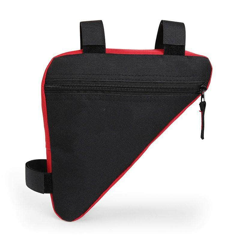 Xebok Red Xebok Bicycle Triangle Frame Bag OODS0001283