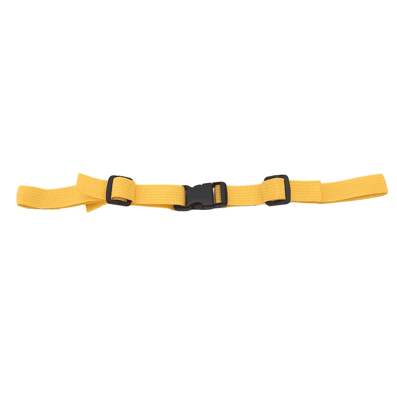 Xectus Yellow Xectus Backpack Chest Strap | Adjustable & Non-slip Backpack Shoulder Strap OODS0001400