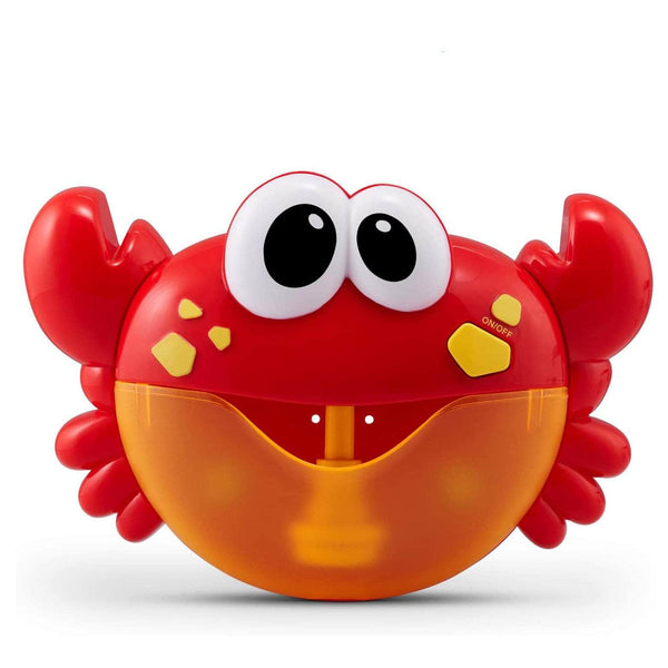 Yodie Yodie Bubble Crab Music Baby Bath Toy, Soap Machine Automatic Bubble Bath Toy OODS0001152