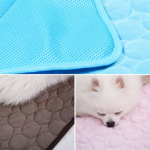 Dog Cooling Mat For Small Medium Large Dogs - Dog Nation