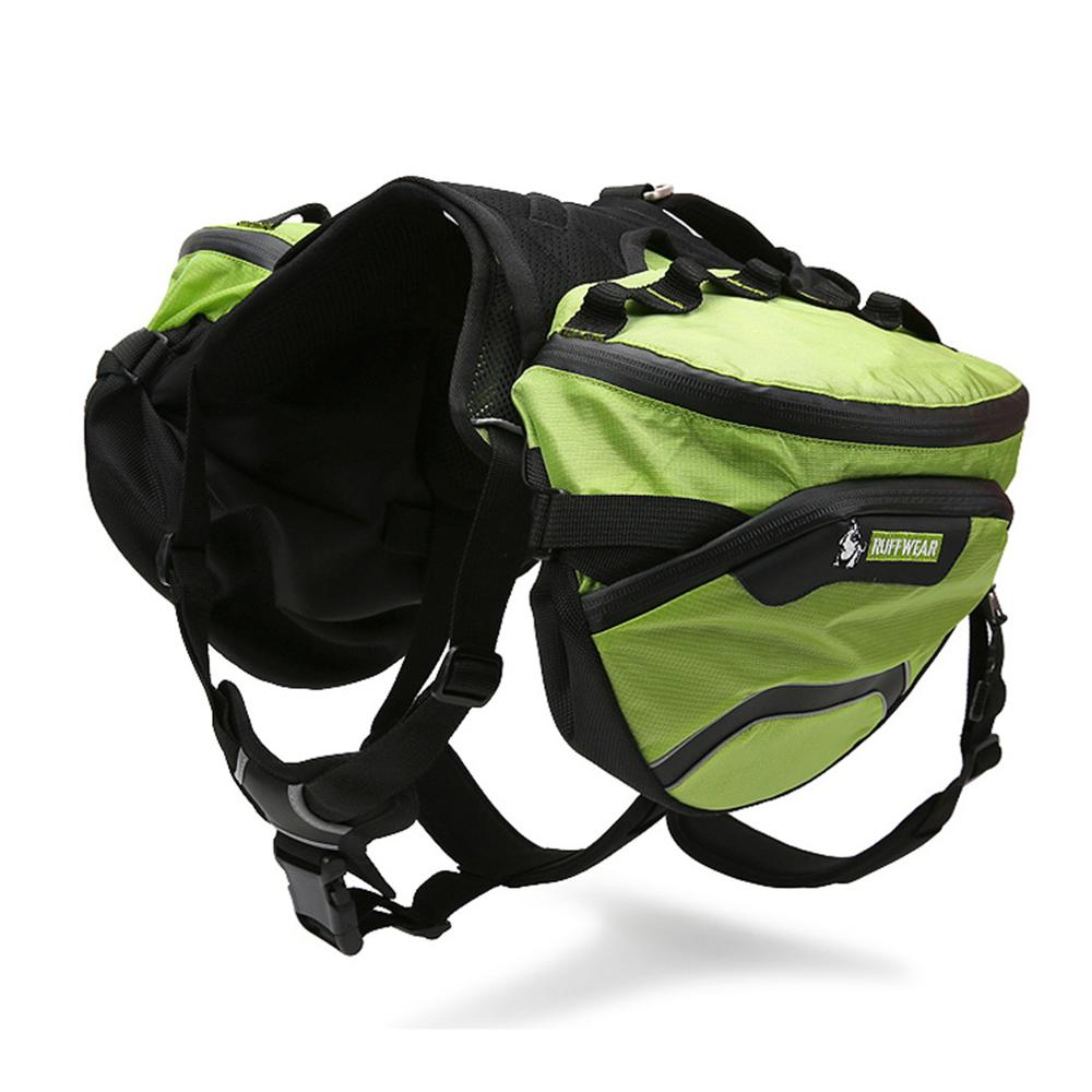 Dog Backpack Harness Deluxe 2 in 1 - Dog Nation
