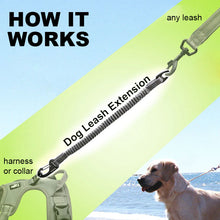 Load image into Gallery viewer, Bungee Dog Leash Extension - Dog Nation