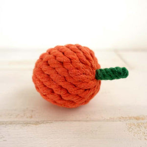 Fruits and Veggies Cotton Rope Toys - Dog Nation