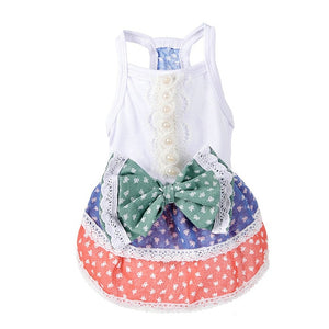 Dog Princess Skirt Costume