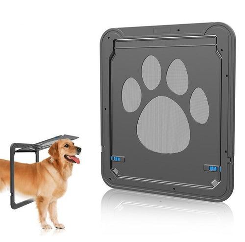 DIY Fly Screen Dog Door 37x42cm - Dog Nation