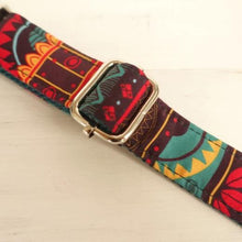 Load image into Gallery viewer, The Maya Personalised Dog Collar Handmade Laser Engraved - Dog Nation