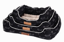 Load image into Gallery viewer, Comfortable Soft & Stylish Dog Bed - Dog Nation