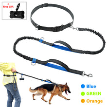 Load image into Gallery viewer, Hands Free Elastic Dog Leash for Joggers + Free Gift - Dog Nation