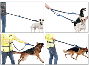 Hands Free Elastic Dog Leash for Joggers + Free Gift - Dog Nation