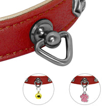 Load image into Gallery viewer, New Design Genuine Leather Dog Collar