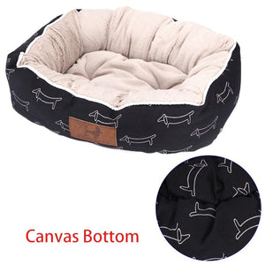 Comfortable Soft Dog Bed - Dog Nation