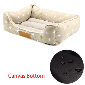 Comfortable Soft Dog Bed