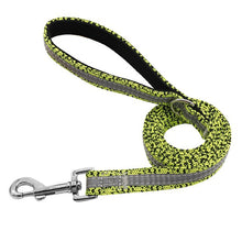 Load image into Gallery viewer, Pluto Reflective Nylon Dog Leash - Dog Nation