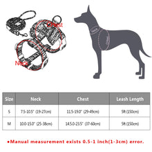 Load image into Gallery viewer, Dog Harness Leash Bow Tie Set for Small & Medium Dogs - Dog Nation