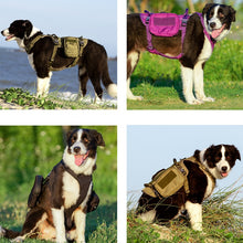 Load image into Gallery viewer, High Performance Dog Harness Tactical Military Training - Dog Nation