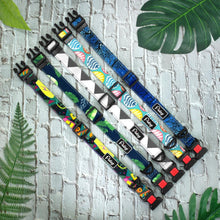 Load image into Gallery viewer, Nylon Dog Collar Bohemian Style - Dog Nation