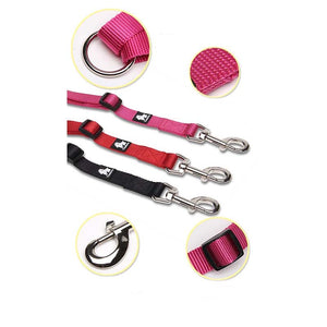 Double Dog Leash Splitter For 2 Dogs Adjustable - Dog Nation