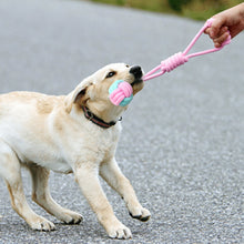 Load image into Gallery viewer, Interactive Cotton Rope Dog Toys - Dog Nation