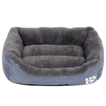 Load image into Gallery viewer, Soft Fleece Dog Bed - Dog Nation