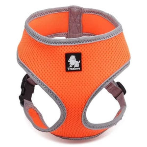 Quality Breathable Mesh Nylon Dog Harness - Dog Nation