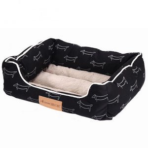 Comfortable Soft & Stylish Dog Bed